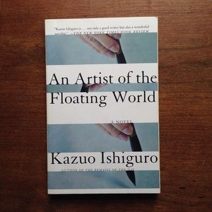 """An Artist Of The Floating World"""
